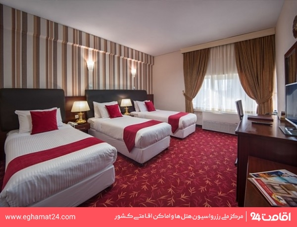 اتاق سه تخته ویژه