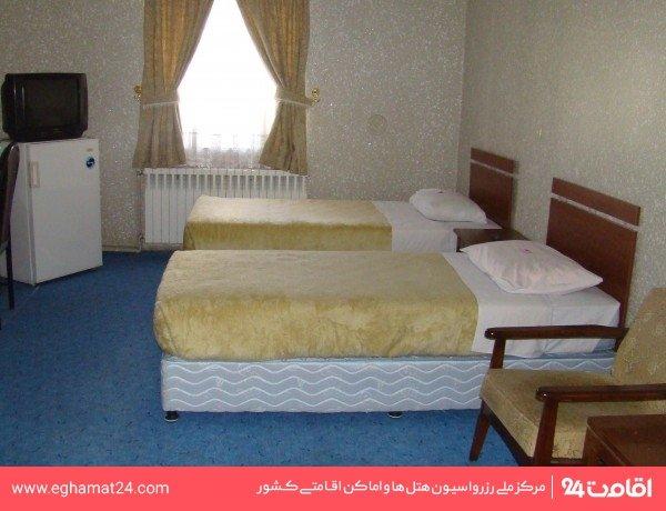 اتاق دو تخته توئین