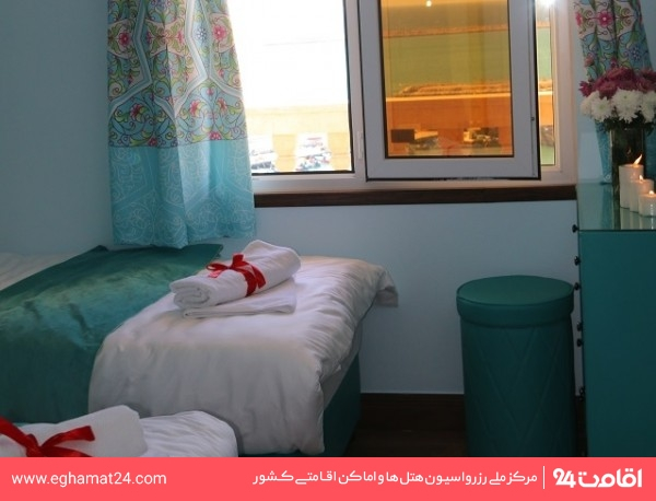اتاق دو تخته با سرویس