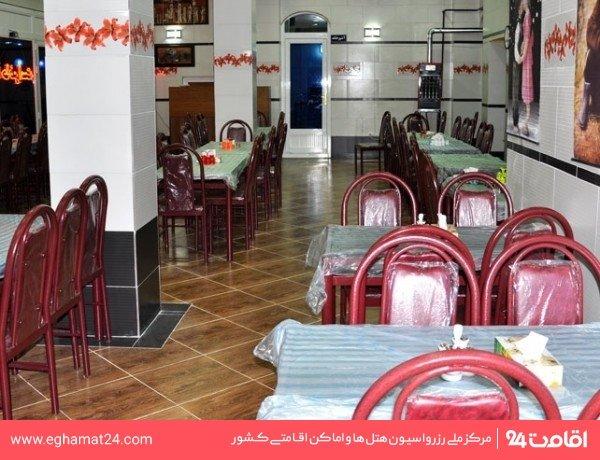 رستوران ایستایس