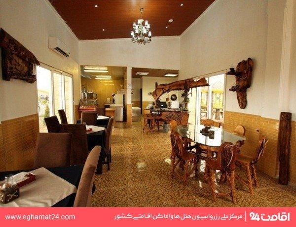 رستوران فیروزه