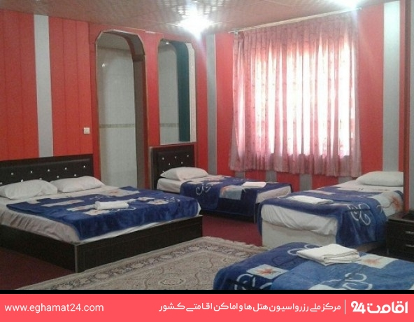 اتاق شش تخته