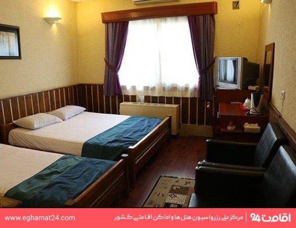 اتاق سه تخته قدیم