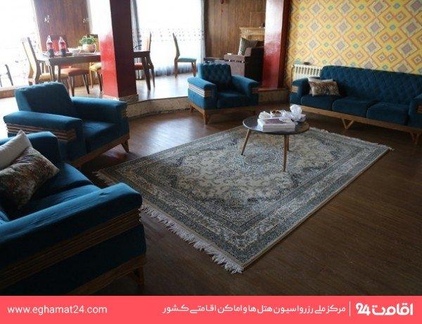 آپارتمان دو خوابه شش نفره VIP (چهار تخته+دو سرویس اضافه)