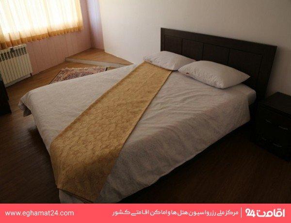 آپارتمان یکخوابه دو نفره طبقه اول