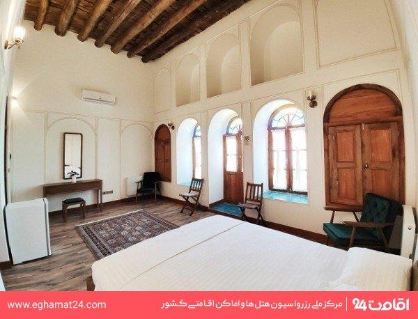 اتاق دو تخته دبل اصفهان