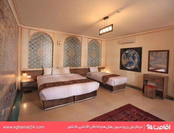 اتاق سه تخته جهان