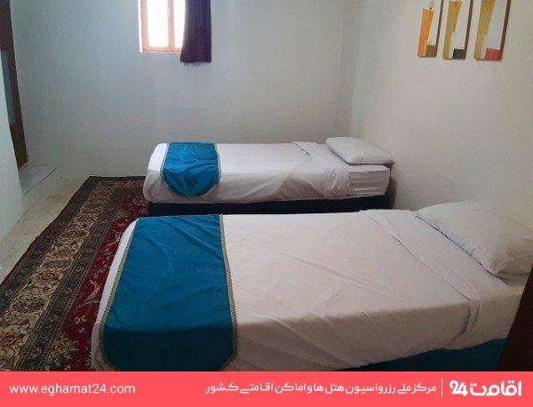 اتاق دو تخته مهتاب