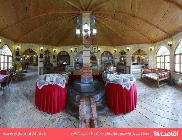 رستوران سنتی سرو