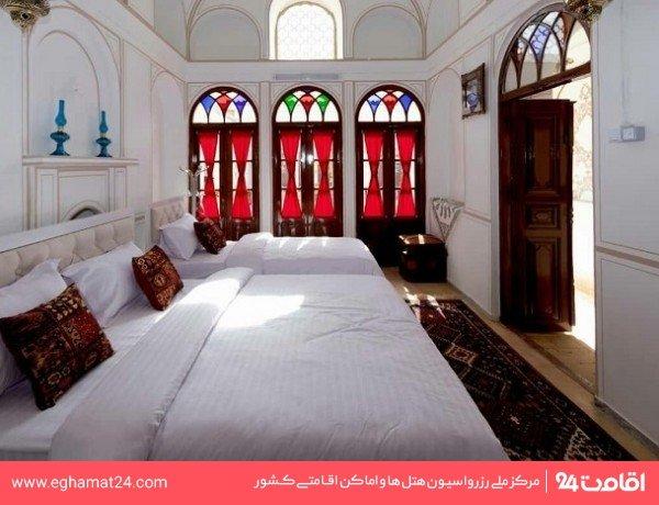 اتاق سه تخته فردوسی