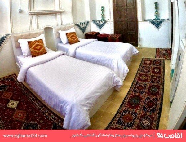 اتاق دو تخته سعدی