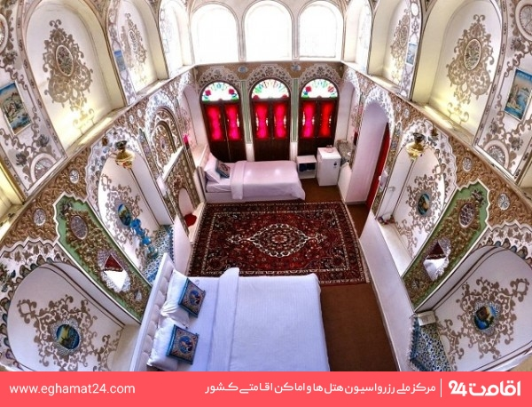 اتاق سه تخته شیخ بهایی VIP