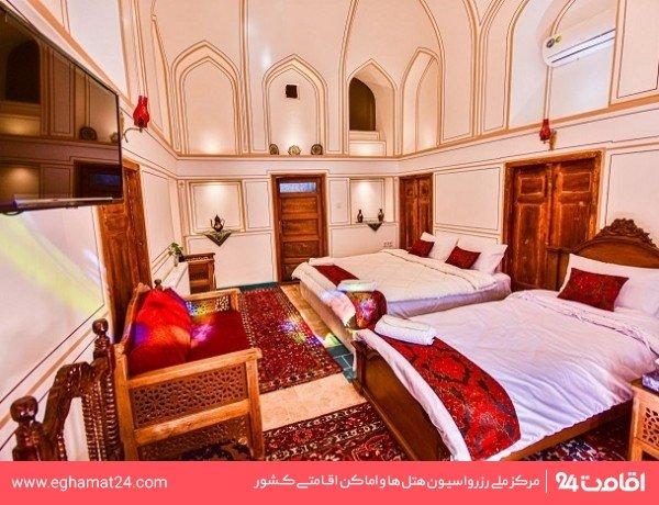 اتاق سه تخته شاه پسند