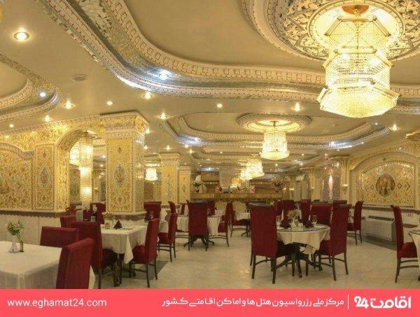 رستوران کلاسیک ونوس