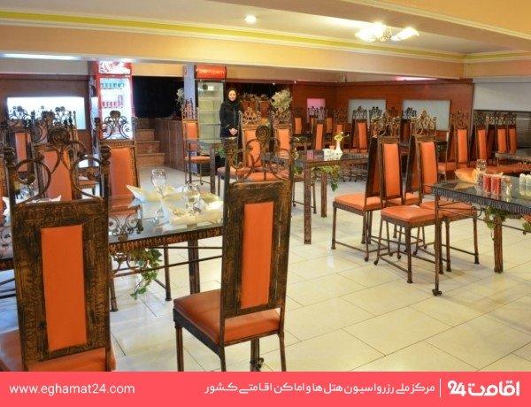 رستوران آذین