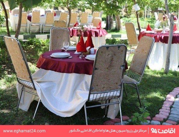 رستوران باغ