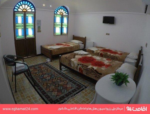 اتاق سه تخته (بدون سرویس)