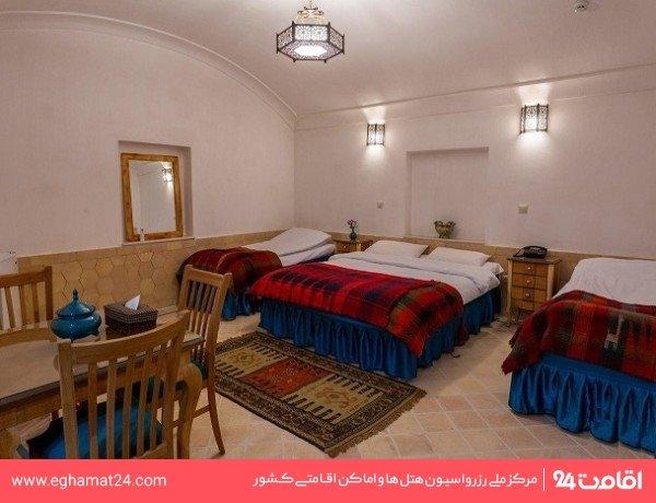 اتاق چهار تخته سرداب