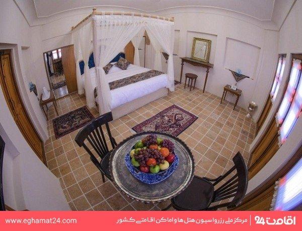 اتاق دو تخته دبل کینگ ماه عسل سه دری (110)