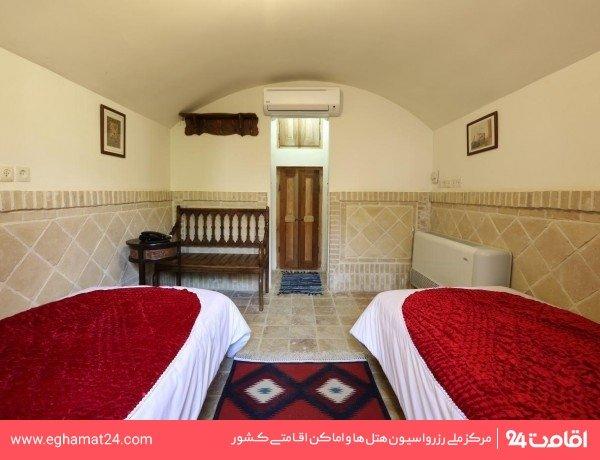 اتاق دو تخته بدون نورگیر