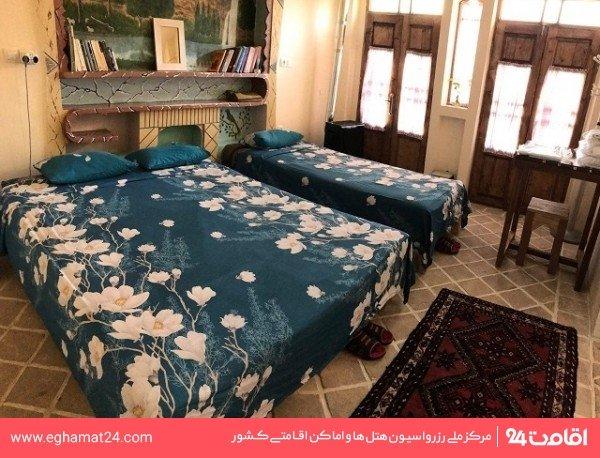اتاق سه تخته تیرگان(باسرویس)