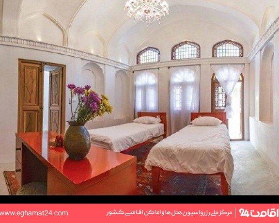 اتاق دو تخته توئین قاجاری(فاز 2)
