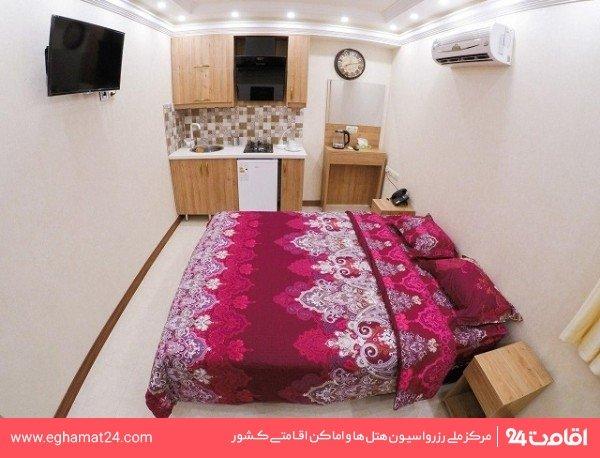 اتاق دو تخته دبل با آشپزخانه