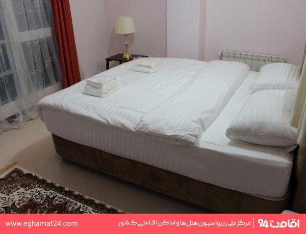 آپارتمان یکخوابه سه نفره(دو تخته+یک سرویس اضافه)