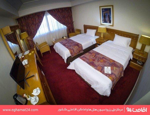 اتاق دو نفره پارس