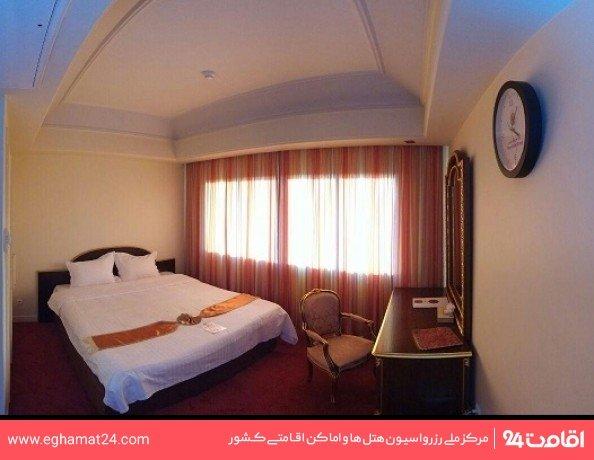 اتاق دو تخته پارس