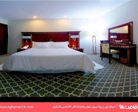 اتاق دو تخته دبل استاندارد