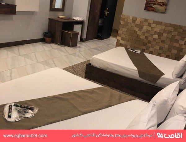 اتاق دو تخته استاندارد