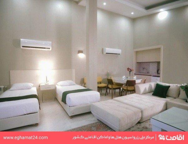 آپارتمان رویال دو خوابه پنج نفره