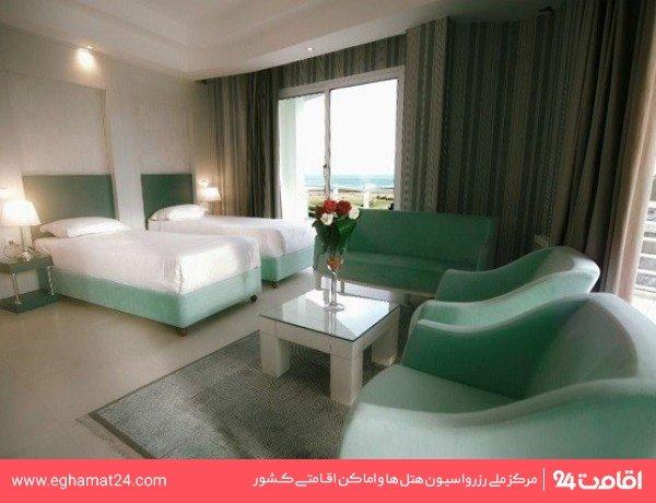 آپارتمان رویال یکخوابه دو نفره