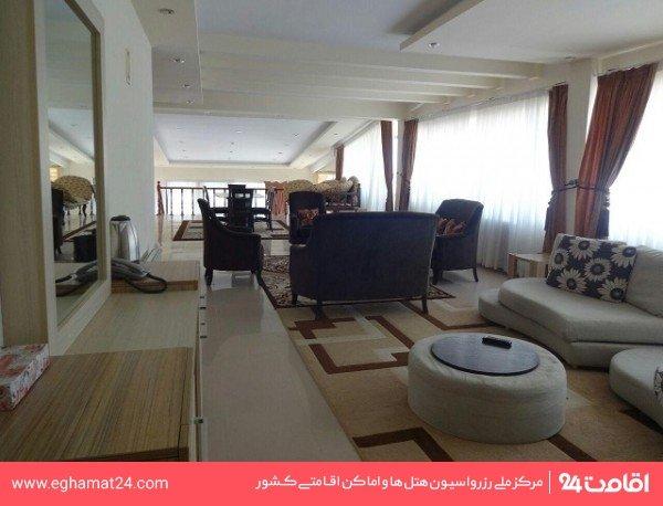 آپارتمان دو خوابه چهار نفره VIP