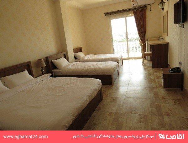 اتاق چهار تخته