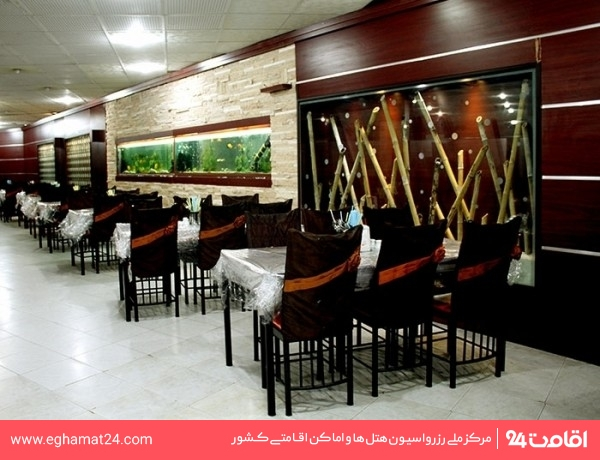 رستوران آلما