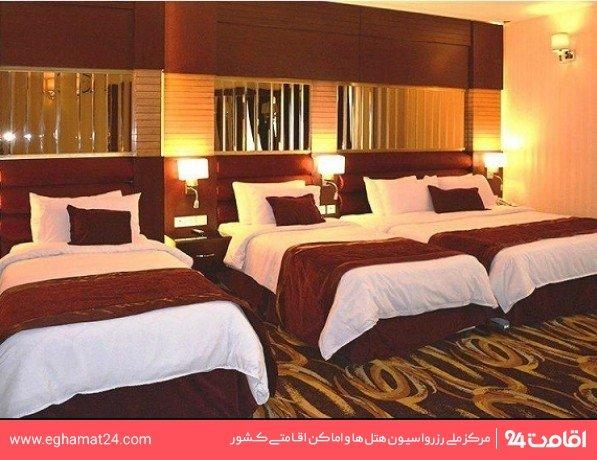 اتاق سه تخته رویال