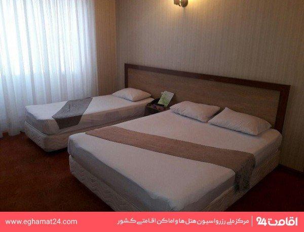 اتاق سه تخته فولبرد