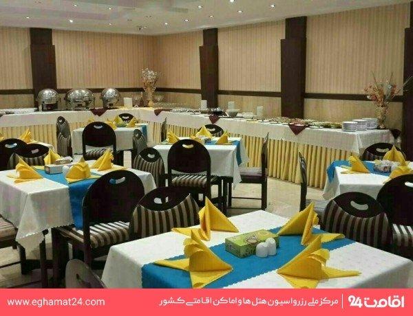 رستوران هانی پارس