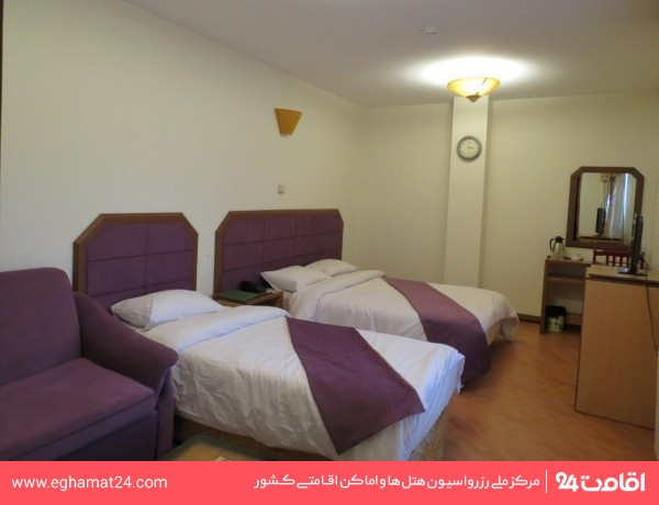 آپارتمان یکخوابه دو نفره