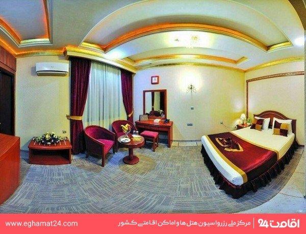 اتاق دو تخته (پکیج شب رایگان)