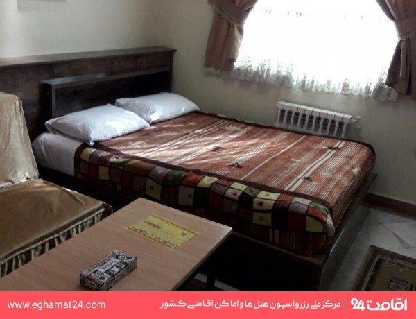 آپارتمان سه خوابه شش نفره