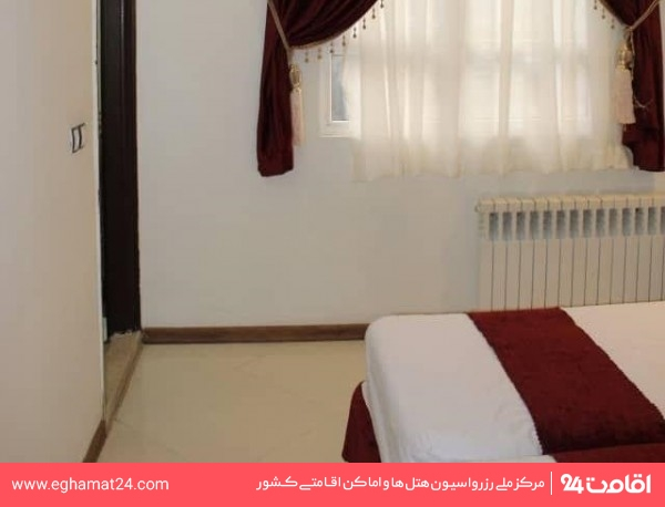 آپارتمان یکخوابه پنج نفره فولبرد(سه تخته+دو سرویس اضافه)