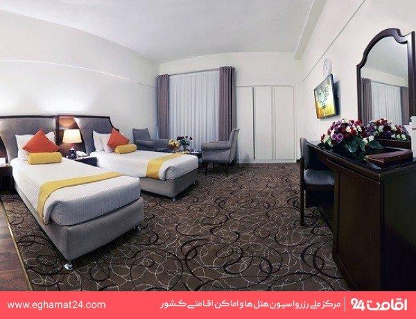 اتاق دو تخته توئین رویال