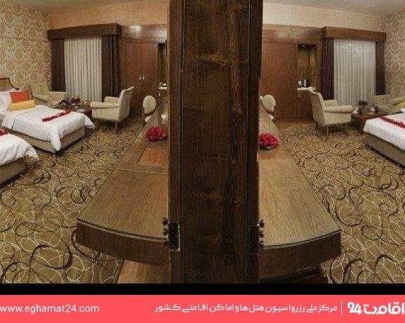اتاق کانکت چهار نفره