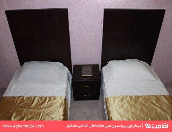 آپارتمان یک خوابه دو نفره