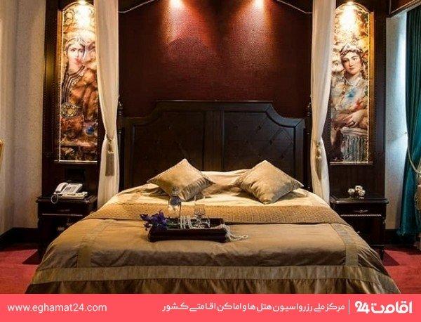 اتاق دوتخته قاجار