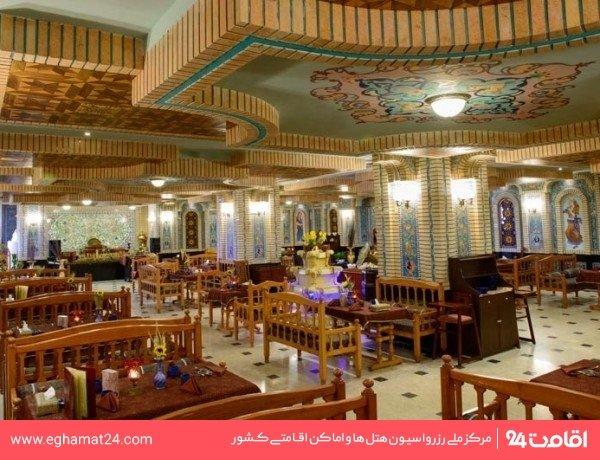 رستوران سنتی ترمه