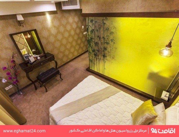 اتاق دو تخته رویال ماه عسل